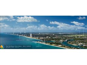 Property for sale at 730 N Ocean Blvd Unit: 1004, Pompano Beach,  Florida 33062