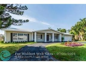 Property for sale at 2836 NE 29th St, Fort Lauderdale,  Florida 33306