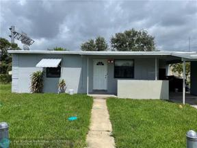 Property for sale at 1854 Lauderdale Manor Dr, Fort Lauderdale,  Florida 33311