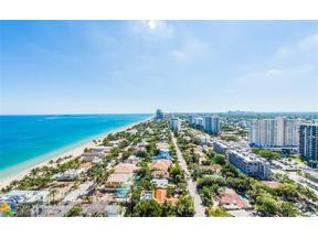 Property for sale at 3100 N Ocean Blvd Unit: 2310, Fort Lauderdale,  Florida 33308