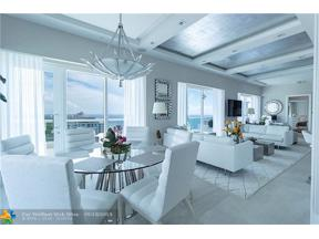 Property for sale at 551 N Fort Lauderdale Beach Blvd Unit: R2401, Fort Lauderdale,  Florida 33304