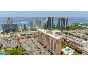 Property for sale at 3333 NE 34th St Unit: 821, Fort Lauderdale,  Florida 33308