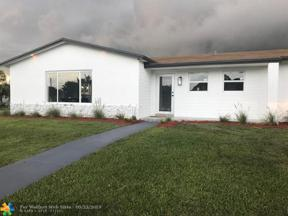 Property for sale at 10895 SW 154th Ter, Miami,  Florida 33157