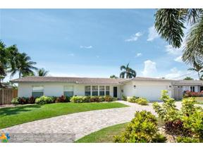 Property for sale at 1436 NE 57th St, Fort Lauderdale,  Florida 33334