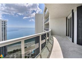 Property for sale at 3100 N Ocean Blvd Unit: 2603, Fort Lauderdale,  Florida 33308