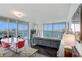 Property for sale at 10 Venetian Way Unit: 2101, Miami Beach,  Florida 33139
