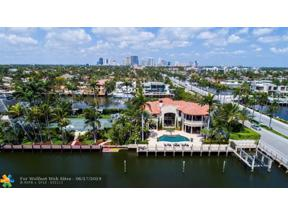 Property for sale at 300 Isle Of Palms Dr, Fort Lauderdale,  Florida 33301