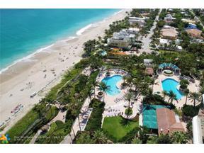 Property for sale at 3200 N Ocean Blvd Unit: 2507, Fort Lauderdale,  Florida 33308