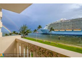 Property for sale at 2100 S Ocean Dr Unit: 4G & H, Fort Lauderdale,  Florida 33316