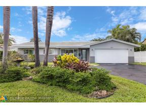 Property for sale at 1071 NE 28th Terrace, Pompano Beach,  Florida 33062