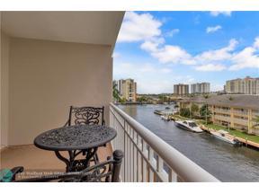 Property for sale at 2880 NE 33rd Ct Unit: 406, Fort Lauderdale,  Florida 33306