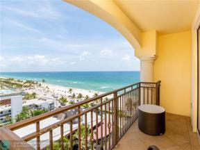 Property for sale at 601 N Fort Lauderdale Beach Blvd Unit: 911, Fort Lauderdale,  Florida 33304