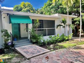 Property for sale at 13126 NE 3rd Ave, North Miami,  Florida 33161