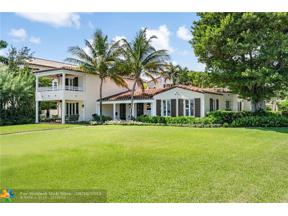 Property for sale at 629 Idlewyld Dr, Fort Lauderdale,  Florida 33301