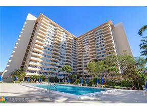 Property for sale at 3333 NE 34th St Unit: 610, Fort Lauderdale,  Florida 33308