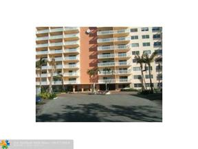 Property for sale at 2900 NE 30th St Unit: 3A, Fort Lauderdale,  Florida 33306