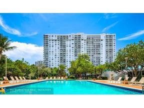 Property for sale at 2801 NE 183rd St Unit: 1601W, Aventura,  Florida 33160
