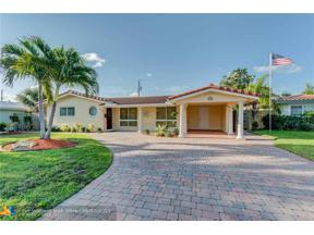 Property for sale at 2184 NE 61st Ct, Fort Lauderdale,  Florida 33308