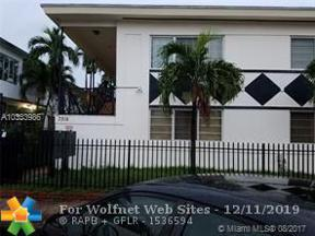 Property for sale at 7315 Byron Ave Unit: 1, Miami Beach,  Florida 33141