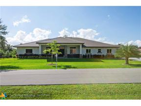 Property for sale at 12100 NW 27th St, Plantation,  Florida 33323