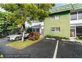Property for sale at 4821 NW 22nd Ct Unit: 108, Lauderhill,  Florida 33313