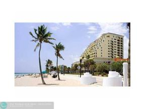 Property for sale at 601 N Fort Lauderdale Beach Blvd Unit: 611, Fort Lauderdale,  Florida 33304