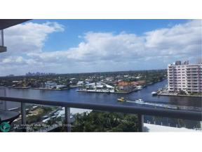 Property for sale at 3020 NE 32nd Ave Unit: 816, Fort Lauderdale,  Florida 33308