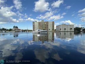 Property for sale at 2900 NE 30th St. Unit: 5K, Fort Lauderdale,  Florida 33306
