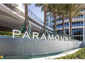 Property for sale at 701 N Fort Lauderdale Beach Blvd Unit: 1702, Fort Lauderdale,  Florida 33316