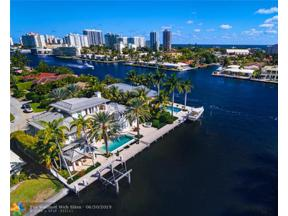 Property for sale at 2894 NE 26th St, Fort Lauderdale,  Florida 33305