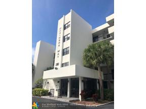 Property for sale at 2707 NE 14th St Causeway Unit: 503, Pompano Beach,  Florida 33062