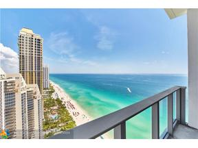 Property for sale at 17475 Collins Ave Unit: 2901, Sunny Isles Beach,  Florida 33160