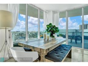 Property for sale at 1819 SE 17th St Unit: 611, Fort Lauderdale,  Florida 33316