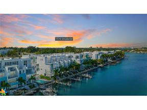 Property for sale at 75 N Shore Dr Unit: 75, Miami,  Florida 33141