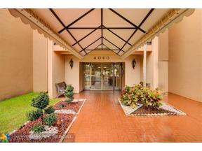 Property for sale at 4060 N Hills Drive Unit: 6, Hollywood,  Florida 33021