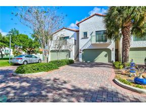Property for sale at 2877 Hidden Harbour Ct, Fort Lauderdale,  Florida 33312