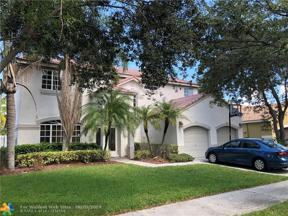 Property for sale at 773 Verona Lake Drive, Weston,  Florida 33326