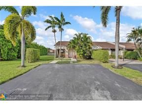 Property for sale at 1061 NW 53rd St Unit: 1061, Deerfield Beach,  Florida 33064