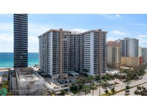 Property for sale at 2030 S Ocean Dr #1211, Hallandale Beach,  Florida 33009