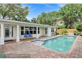 Property for sale at 2636 NE 27th Ct, Fort Lauderdale,  Florida 33306