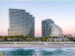 Property for sale at 2200 N Ocean Blvd Unit: S1906, Fort Lauderdale,  Florida 33305