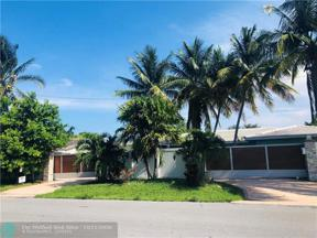 Property for sale at 2800 NE 49 Street, Fort Lauderdale,  Florida 33308
