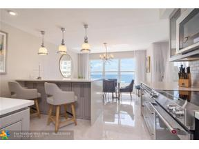 Property for sale at 3900 Galt Ocean Dr Unit: 907, Fort Lauderdale,  Florida 33308