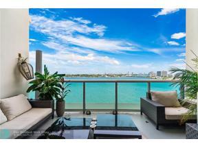 Property for sale at 7935 East Dr Unit: PH2, North Bay Village,  Florida 33141