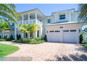 Property for sale at 2500 NE 35th Street, Lighthouse Point,  Florida 33064