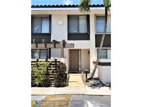 Property for sale at 2657 NE 164th St #39, North Miami Beach,  Florida 33160
