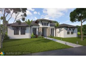 Property for sale at 11780 NW 17 Place, Plantation,  Florida 33323