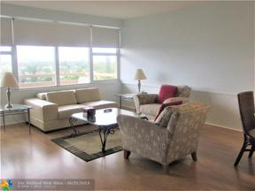 Property for sale at 3300 NE 36th St Unit: 705, Fort Lauderdale,  Florida 33308