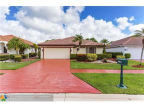 Property for sale at 10271 Sunset Bend Drive, Boca Raton,  Florida 33428