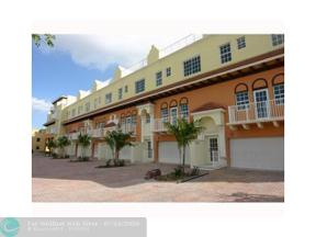 Property for sale at 2710 NE 8th Av Unit: 2710, Wilton Manors,  Florida 33334